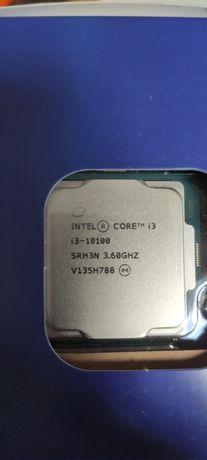 Procesor intel i3 10100