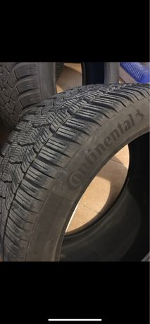 Continental Winter Contact 860ts 275/35 r19 runflat