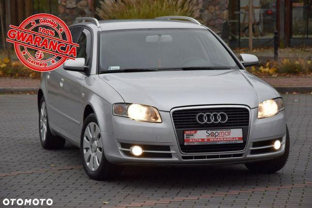 Audi A4 2.0TDi 140KM Automat 2006r. NAVi TEMPOMAT grzane fotele