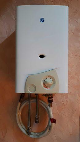 Водонагреватель проточный газовый (газ колонка) Россиянка-М ВПГ-5 мини