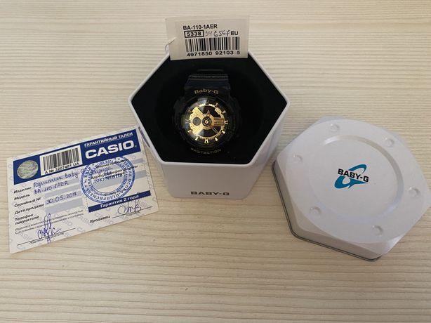 Продам женские часы Baby-G