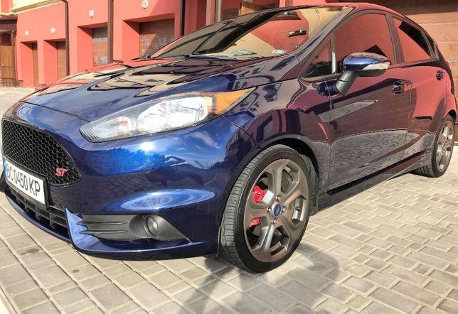 Ford Fiesta ST 197 hp 2016