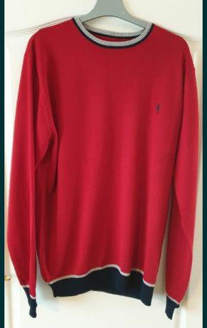 OCHNIK sweter zimowy męski XL nowy