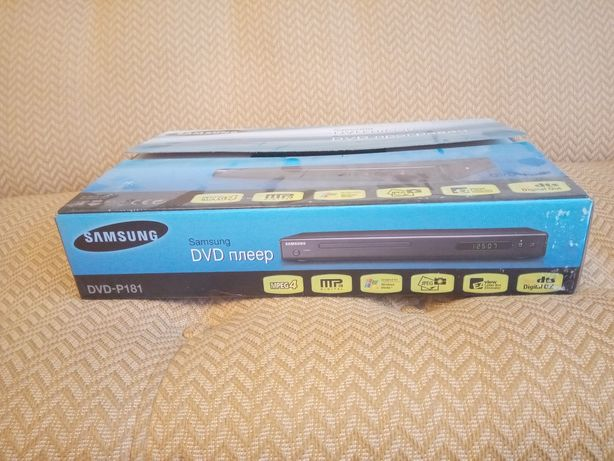 DVD Samsung P181