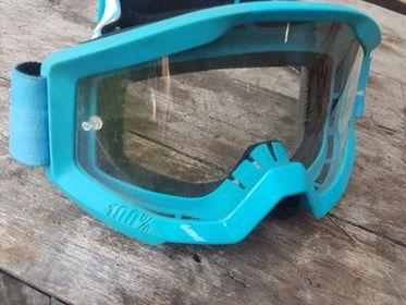 gogle okulary motocyklowe 100% strata