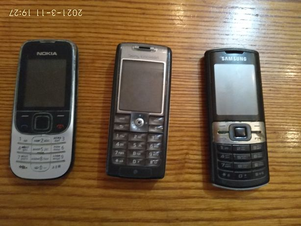 Телефони Самсунг,Нокиа, СониЕриксон