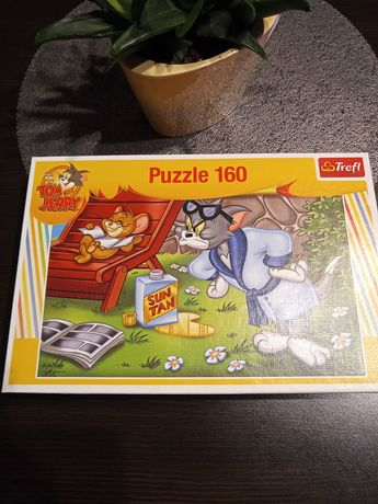 Puzzle Tom i Jerry