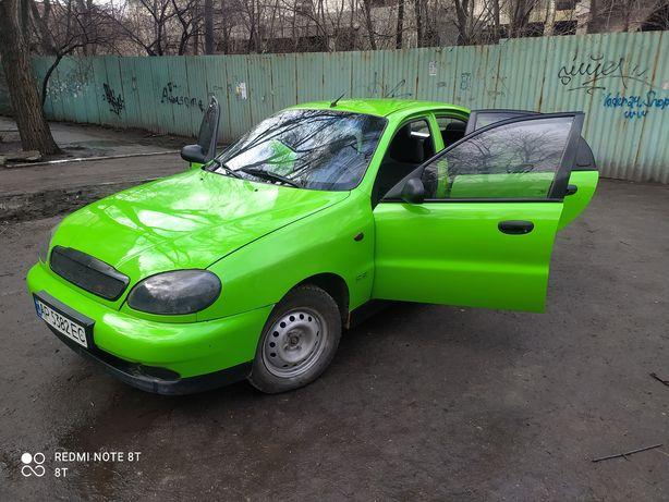 Daewoo sens 1.3 бензин/газ