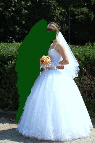 Терміново Продам весільну сукню свадебное платье