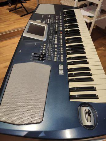 Korg Pa 500 keyboard
