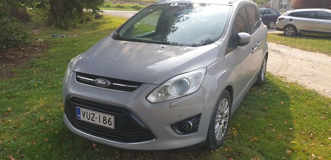 Ford c-max grand 2012 2.0 120kwt