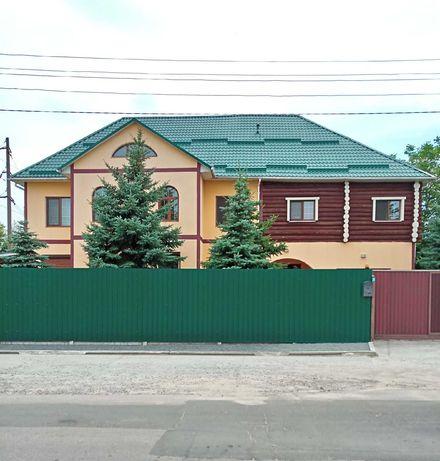 Будинок для організації бізнесу і проживання