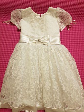 Продається нарядне плаття для дівчинки