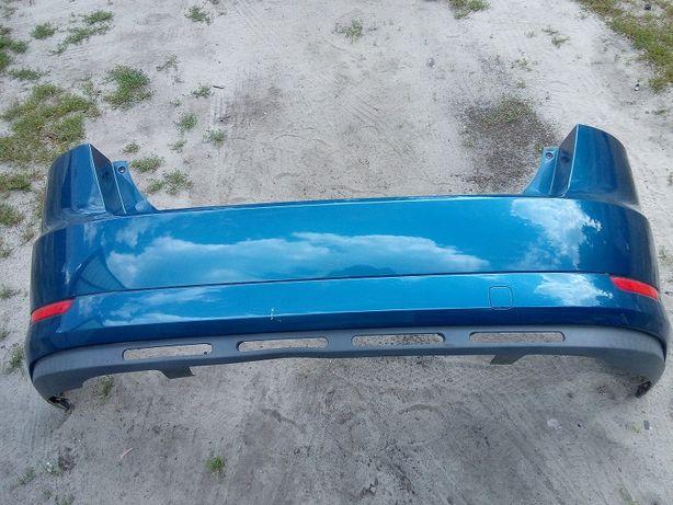 Zderzak tył FORD MONDEO MK4 htachback niebieski 46