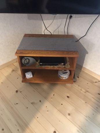 Szafka pod TV, półka, stolik, drewniana szafka,półka drewniana