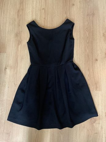 Платье reserved с красивой спинкой