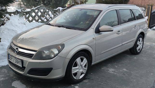 Opel astra h 1.9 CDTI 120km 2006r.