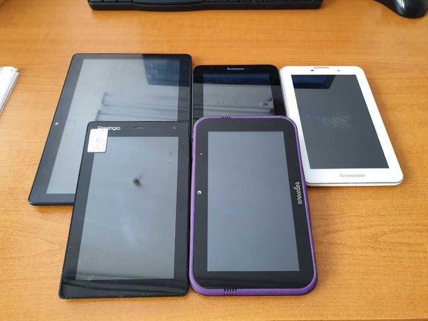 Планшеты Lenovo, Asus, Samsung, Prestigio, HTC под запчасти