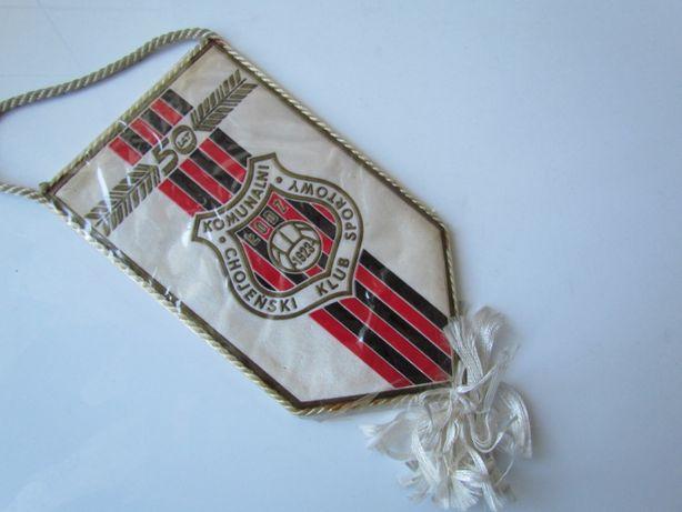 Proporczyk Komunalni Łódź Chojeński Klub Sportowy 1923 Herb Łodzi 50 l