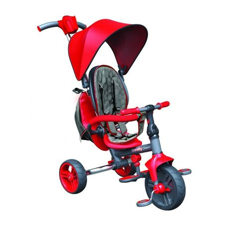Велосипед детский Y Strolly Compact Трансформер