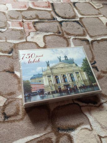 Карты коллекционные Lviv