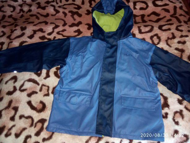 Куртка весна-осінь для хлопчика