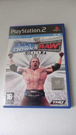 WWW Smackdown vs Raw 2007 ( Ps2 )