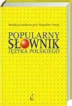 NOWY. Popularny słownik jez polskiego