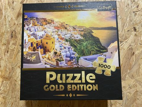 Puzzle Trefl Gold Edition 1000