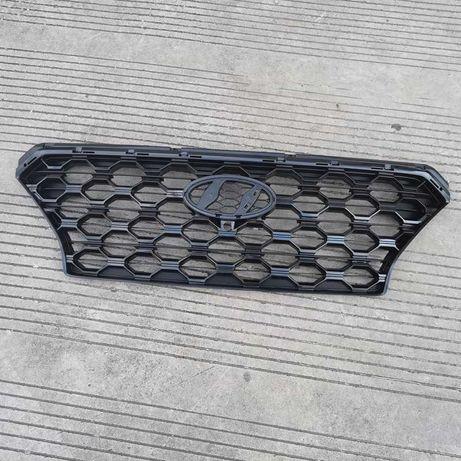 Решетка радиатора Huyndai Santa Fe Санта Фе решетка СантаФе 2019