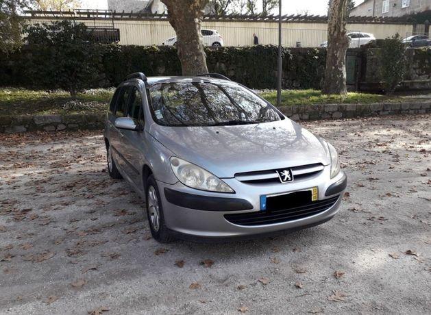 Peugeot 307 sw IPO e IUC até Junho 2022