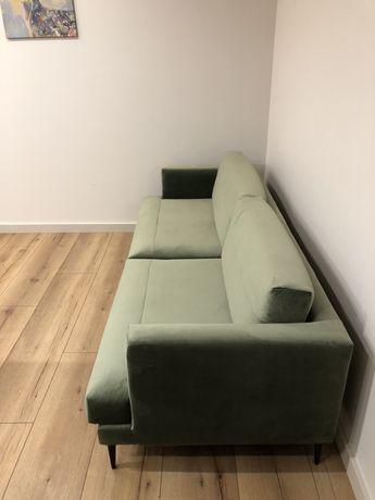 Minimalistyczna sofa 3-osobowa