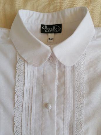 Блузка школьная для девочки ТМ Sasha, р.146