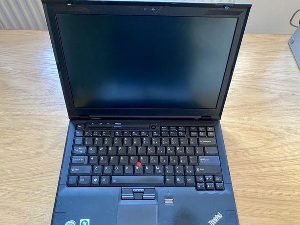 Laptop LENOVO ThinkPad X300, Windows XP lub Vista, stan bdb.  Okazja!