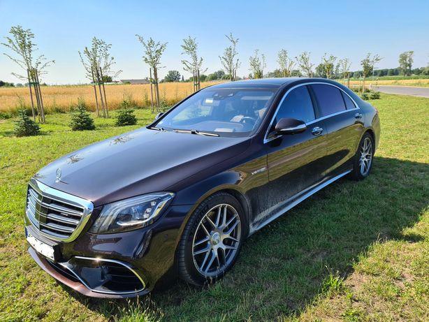 Auto do ślubu Mercedes