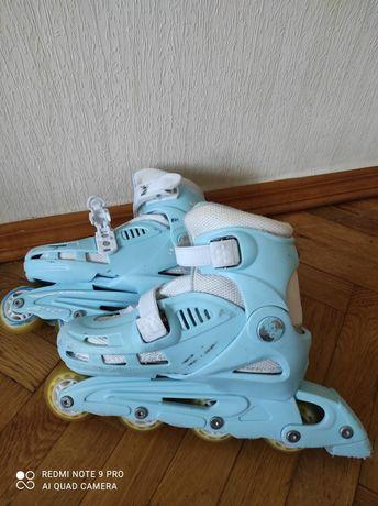 Продам роликовые коньки