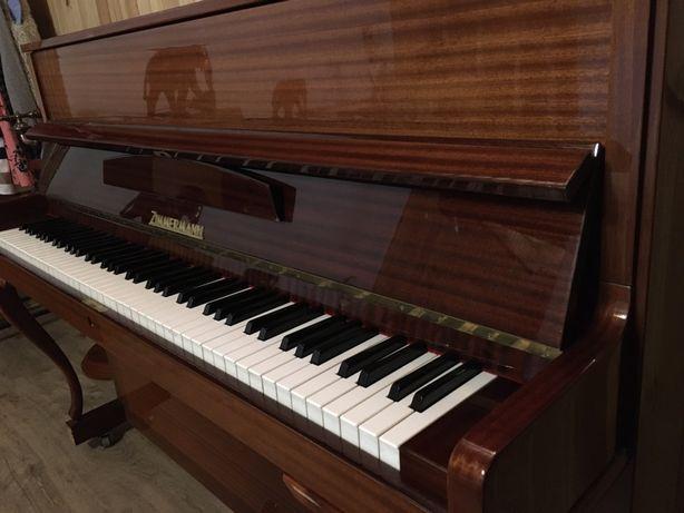 zimmermann цимерман шикарное пианино фортепиано,как ronisch Petroff
