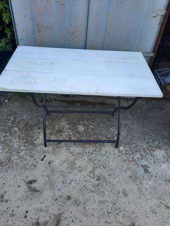 Продам садовый стол раскладной