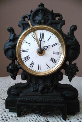 Stary zegar Japy Freres mini budzik
