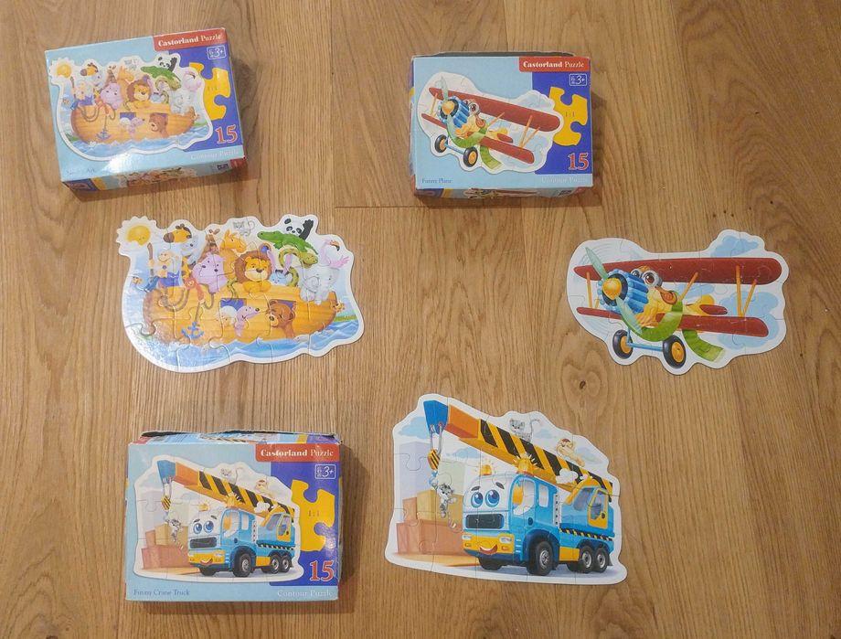 Puzzle Castorland 15 elementów, w zestawie taniej! Kobyłka - image 1