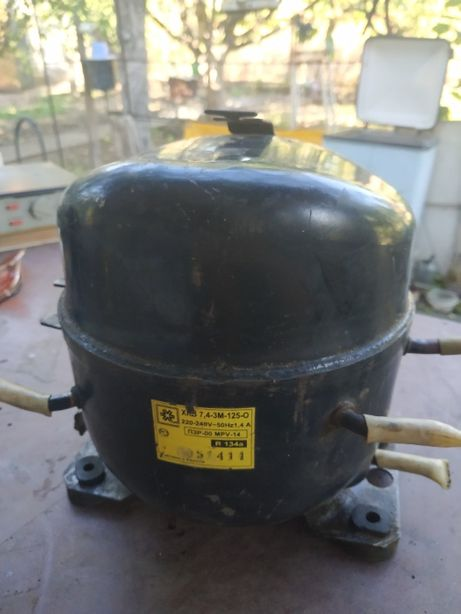 Продам компрессор ХКВ 7,4-3М-125