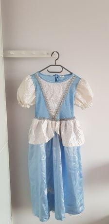 Sukienka Disney, bal przebierańców, roz. 140 cm