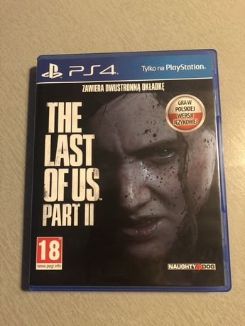 The Last of Us 2 Part II TLOU PS4 PL po polsku PlayStation 4 p