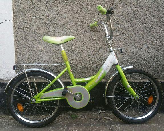 Детский велосипед,колеса 18.