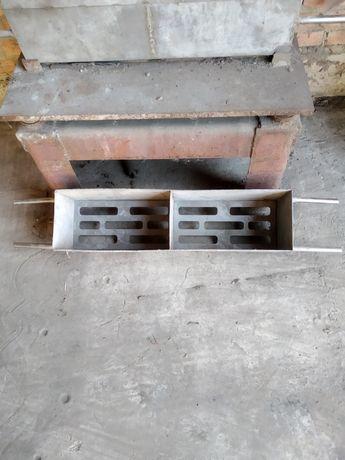 Форма для виготовлення блоків