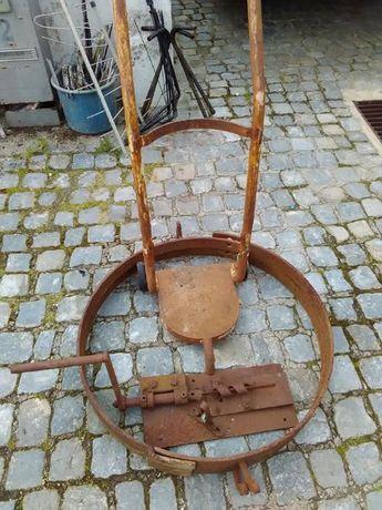 Vendo 3 peças antigas antiguidades velharias