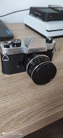 Aparat Rolleiflex SL35
