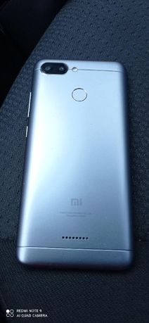 Продам телефон в гарному стані. Xiaomi Redmi-6 4-64GB