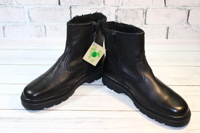 Ботинки, сапоги Bama (мех). Германия. Оригинал. Р-ры 44, 45. ecco