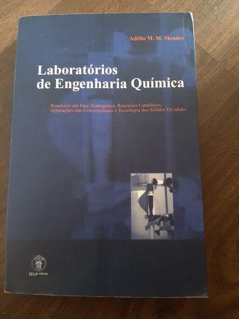 """Livro """"Laboratórios de engenharia química"""""""